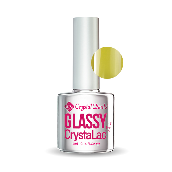 Yellow Glassy CrystaLac - 4ml