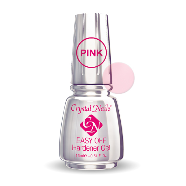 Easy Off Hardener Gel Pink - 15ml