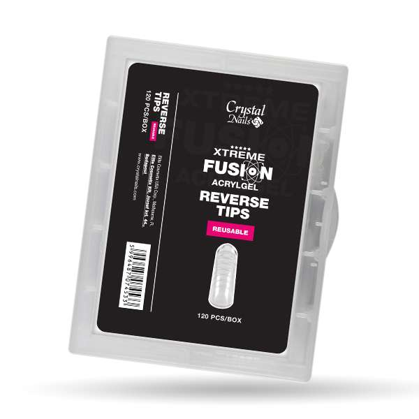 Clear Tip Xtreme Fusion Gel-hez