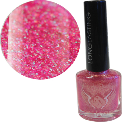 206 Hard Lacquer Glamour - 8ml