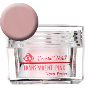 Slower Transparent Pink Powder