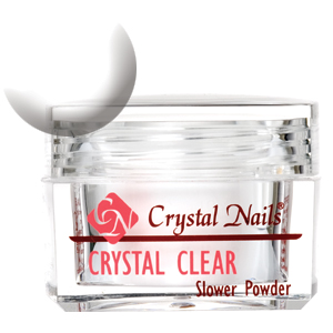 Slower Crystal Clear Powder