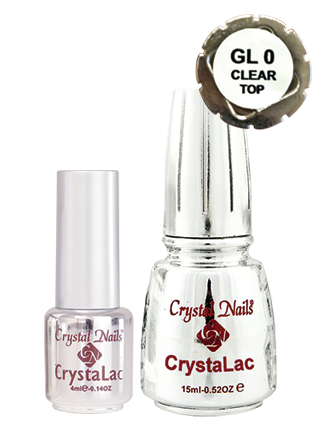 0 CrystaLac - Clear Top