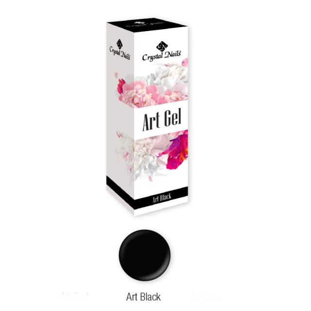 Art Gel Fekete - 5ml