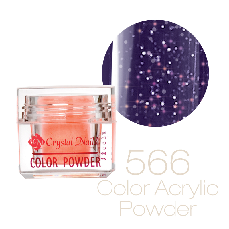 566 Color Sparkling Powder - 7g