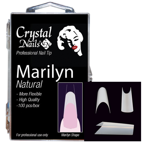 Natural Marilyn Tip Box