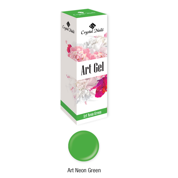 Art Gel Neon Zöld - 5ml