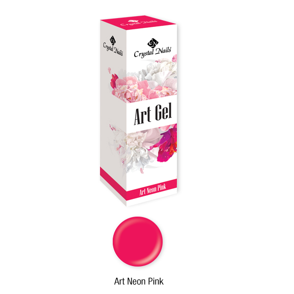 Art Gel Neon Pink - 5ml