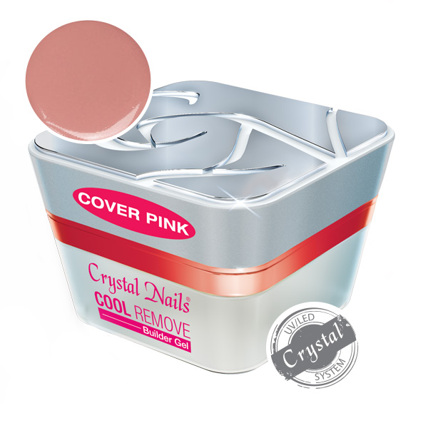 Cool Remove Builder Gel Cover Pink
