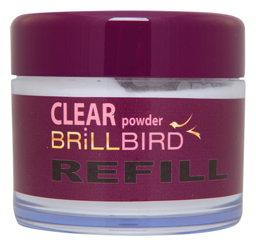 BrillBird Clear Powder