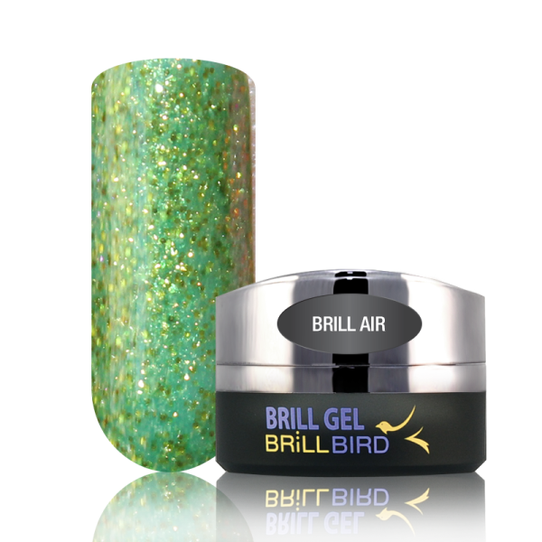 B58 BRILL-AIR Zselé - 5ml