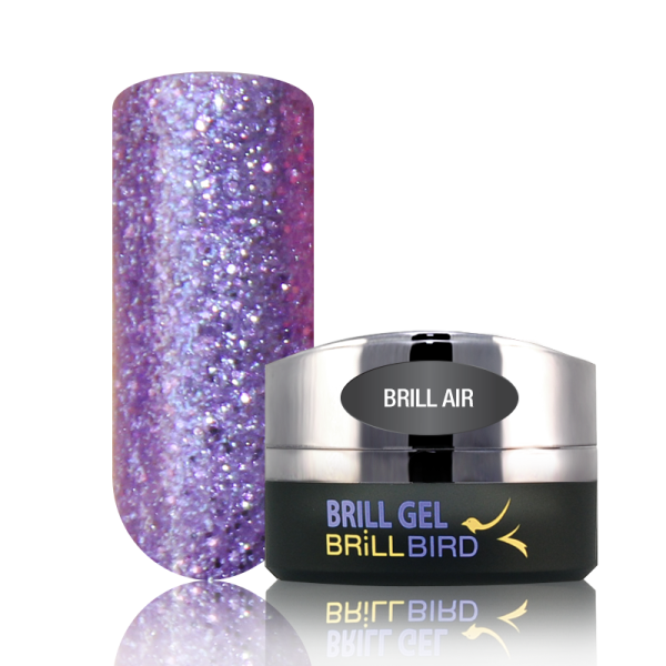 B62 BRILL-AIR Zselé - 5ml