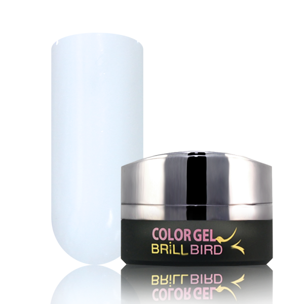 C03 BrillBird COLOR GEL Átlátszó - 5ml