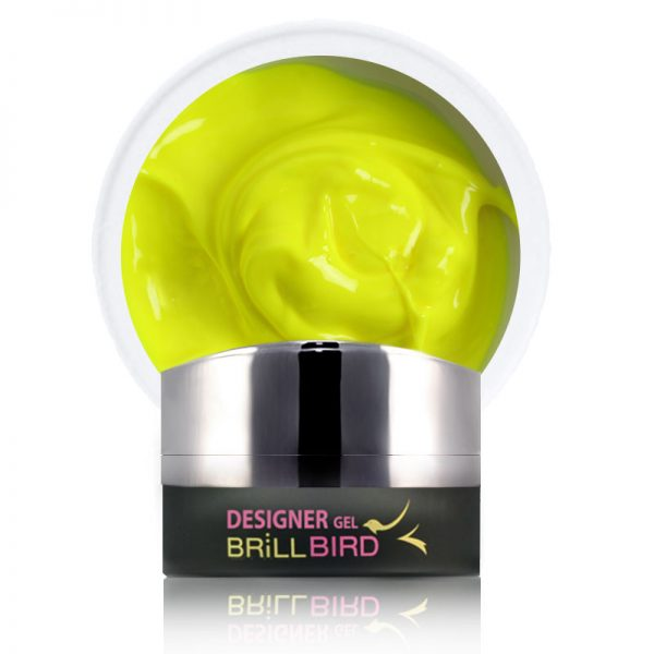 Designer Gel - Neon Sárga 3ml
