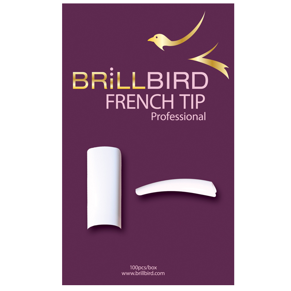 BrillBird French Tip Box - 100dbos
