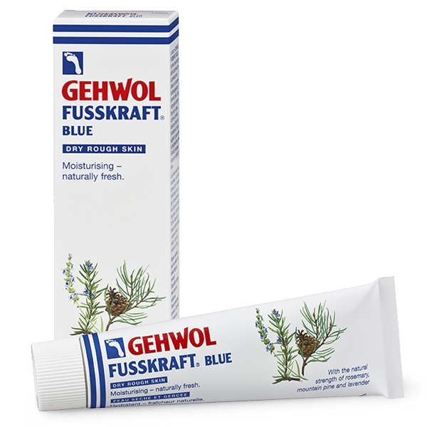 Gehwol Fusskraft Kék 125ml