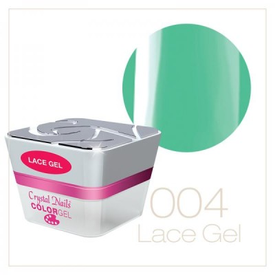 Lace Gel Csipke Zselé Menta - 3ml