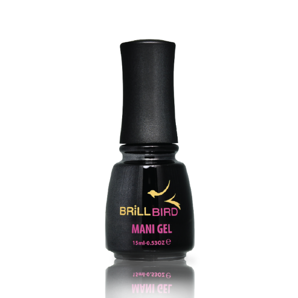 BrillBird Mani Gel - Clear Manikűr Zselé 15ml