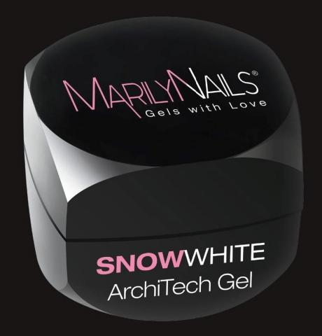 ArchiTech Gel SnowWhite