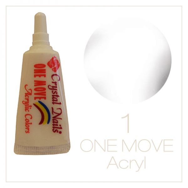 1 One Move - 8ml Akrilfesték