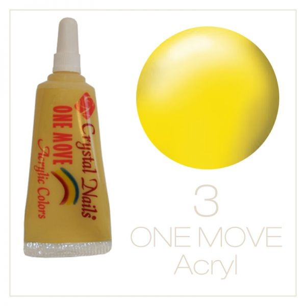 3 One Move - 8ml Akrilfesték