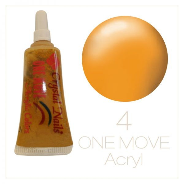 4 One Move - 8ml Akrilfesték