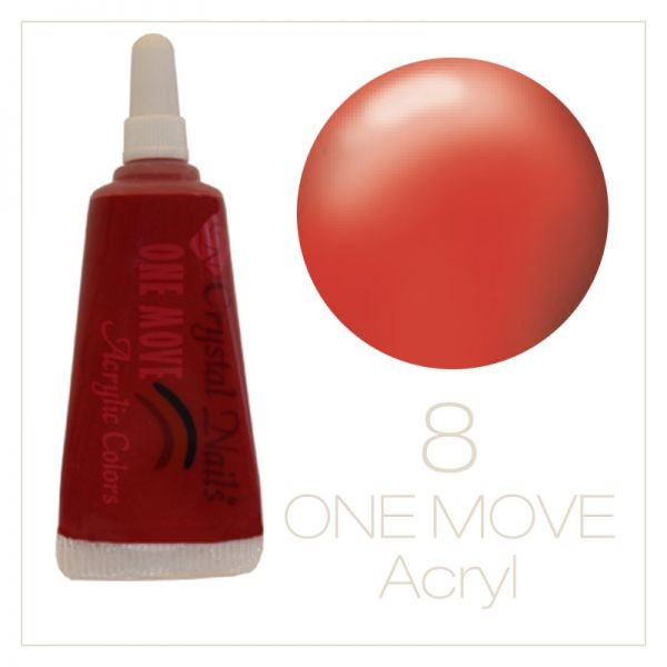 8 One Move - 8ml Akrilfesték
