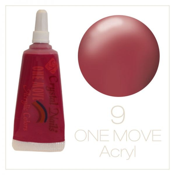 9 One Move - 8ml Akrilfesték