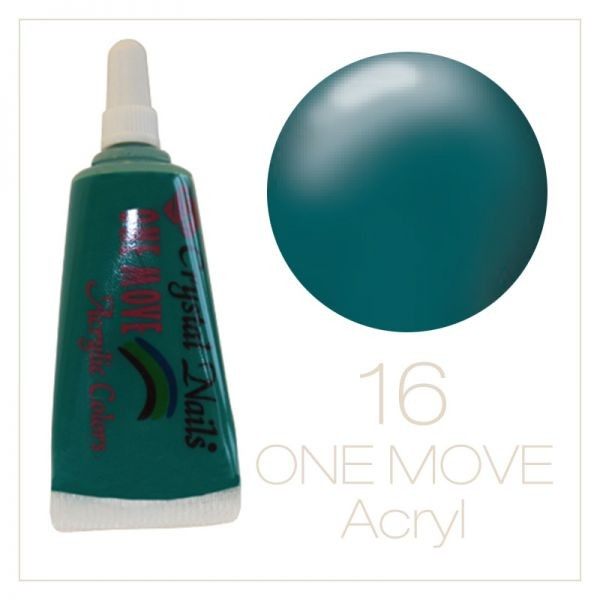16 One Move - 8ml Akrilfesték