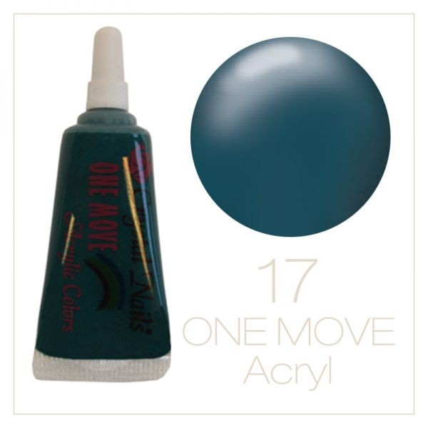 17 One Move - 8ml Akrilfesték