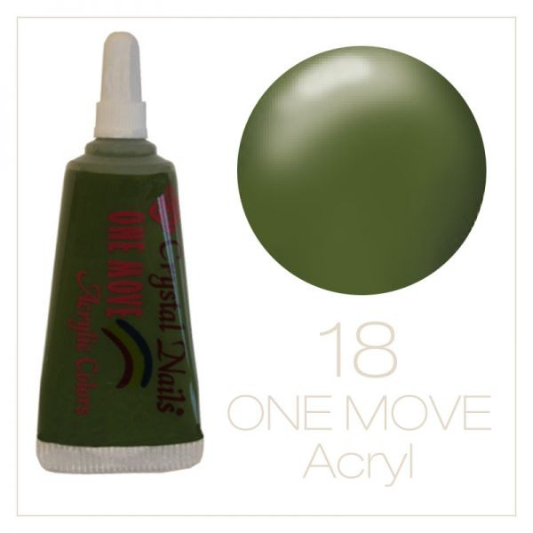 18 One Move - 8ml Akrilfesték