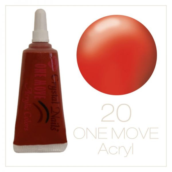 20 One Move - 8ml Akrilfesték