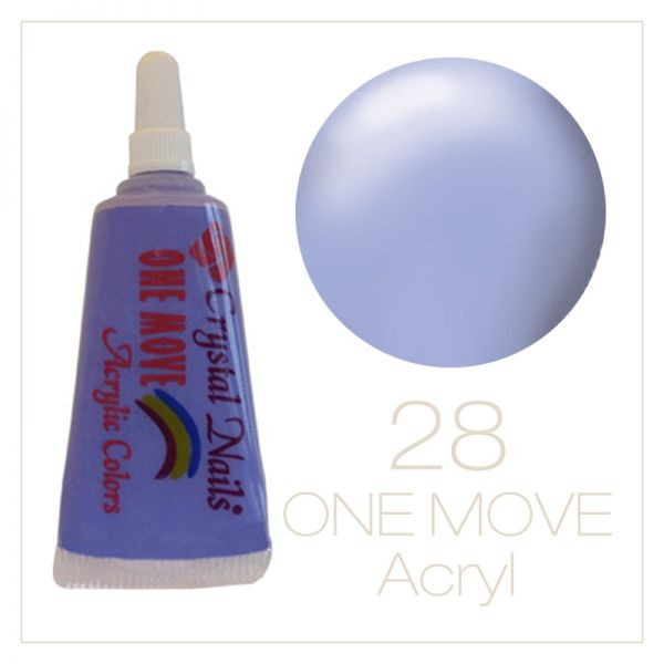 28 One Move - 8ml Akrilfesték