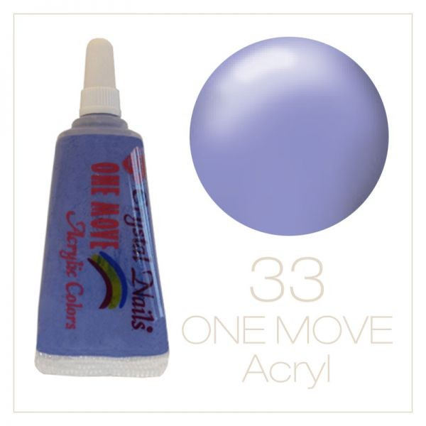 33 One Move - 8ml Akrilfesték