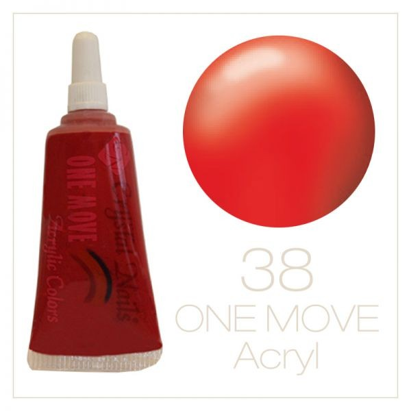38 One Move - 8ml Akrilfesték