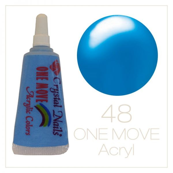 48 One Move - 8ml Akrilfesték
