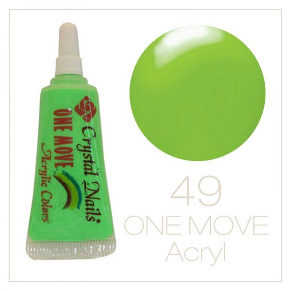 49 One Move - 8ml Akrilfesték