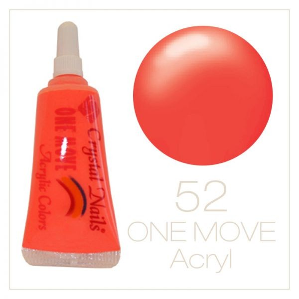 52 One Move - 8ml Akrilfesték