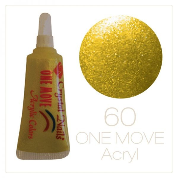 60 One Move - 8ml Akrilfesték