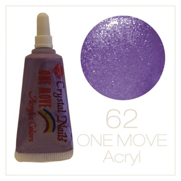 62 One Move - 8ml Akrilfesték