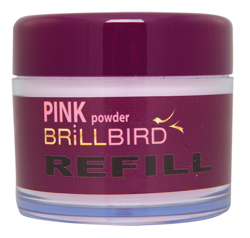 BrillBird Pink Powder