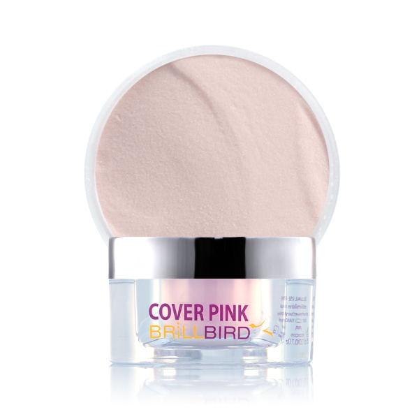 BrillBird Cover Pink Powder