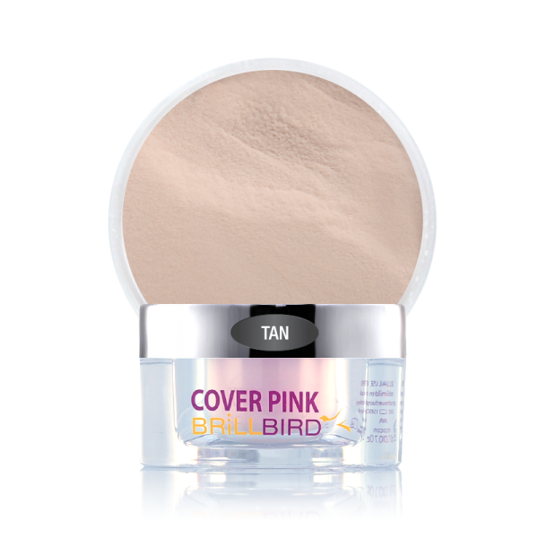 BrillBird Cover Pink Powder Tan - 30ml