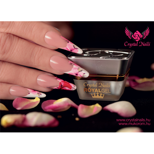 Crystal Nails poszter - Royal 70x50cm