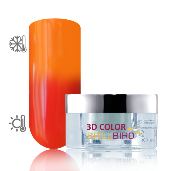 T1 Thermo Color Powder Színes Porcelán - 10ml
