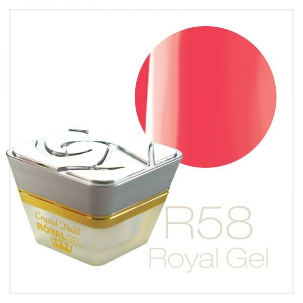 Royal Gel R58 - 4,5ml